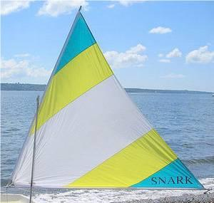 Snark Super Sail for Super Snark Sailboat