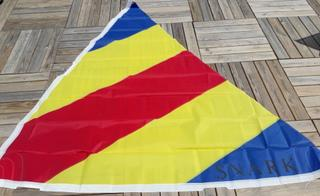 Snark Super Sail Original Red Blue Yellow