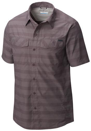 Columbia Men's Silver Ridge Plaid Short Sleeve Shirt