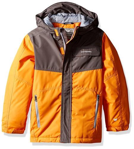 White Sierra Boy's Casper Insulated Jacket