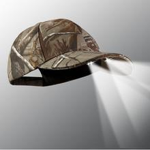 Power Cap LED Lighted Cap REALTREE