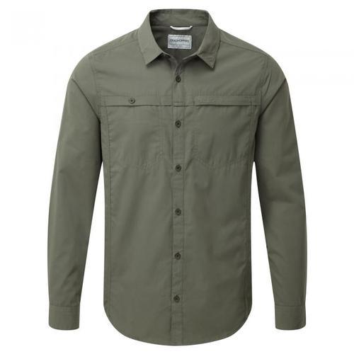 Craghoppers Men's Kiwi Trek Long Sleeved Shirt