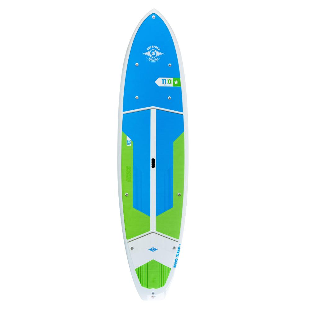 Bic Sport 11 ' Cross Adventure Stand Up Paddleboard Demo