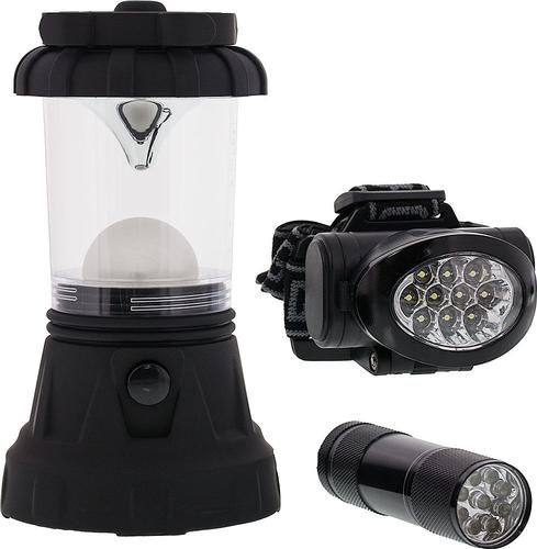 Sona 3-Piece Camping LED Light Set