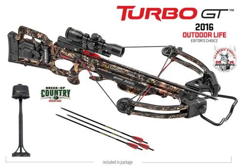 Ten Point Turbo GT with Accudraw 50 Crossbow