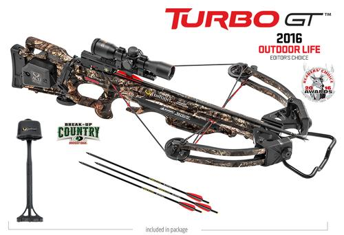 Ten Point Turbo GT Crossbow with Accudraw