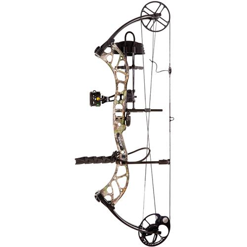 Bear Archery Wild Ready to Hunt Right Hand 50-60lb Compound Bow