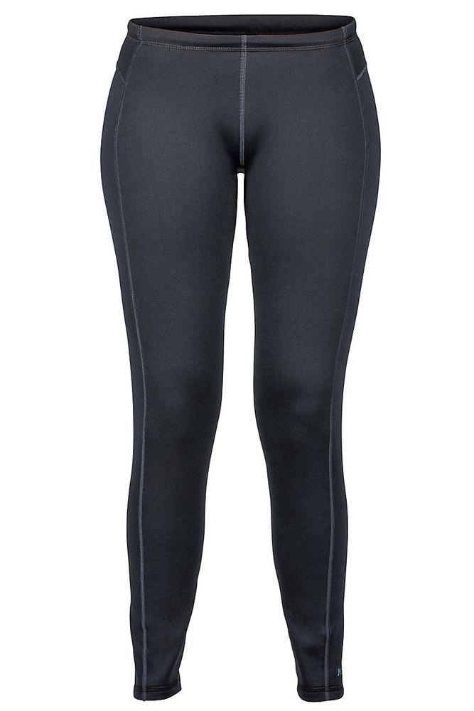 Marmot Women's Stretch Fleece Pant BLACK
