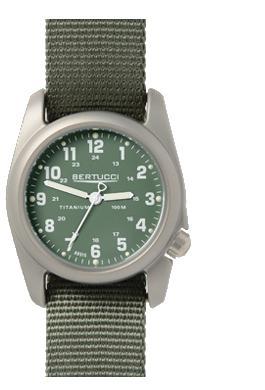 Bertucci A-2T Original Classics Watch - Drab