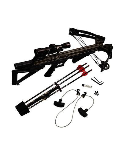 Carbon Express Intercept Supercoil LT Crossbow Kit