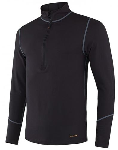 Terramar Men's Thermolator 2 Quarter Zip Shirt