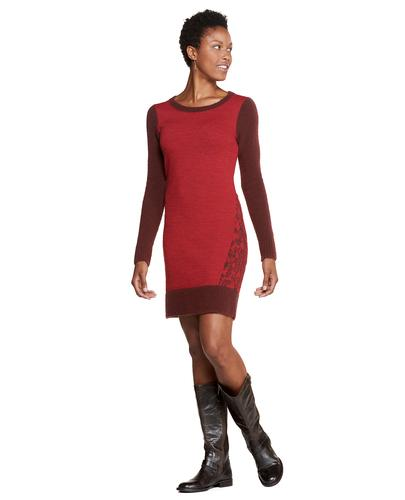 Toad & Co Women's Lucianna Sweater Dress