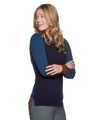 Toad & Co Women's Trillium Crew Sweater