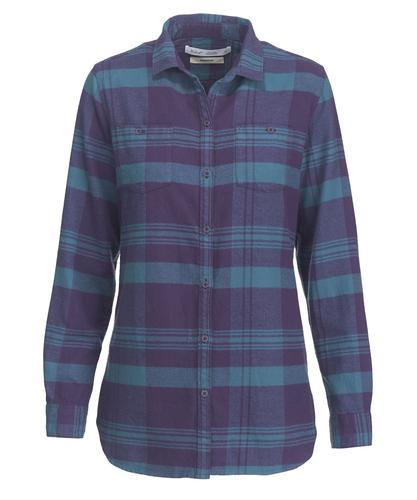Woolrich Women's Pemberton Boyfriend Shirt