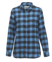Woolrich Women's Pemberton Boyfriend Shirt FRENCH_BLUE