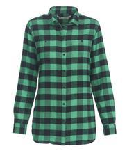 Woolrich Women's Pemberton Boyfriend Shirt WINTER