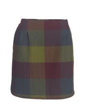 Woolrich Women's Richville 2 Wool Skirt WINE