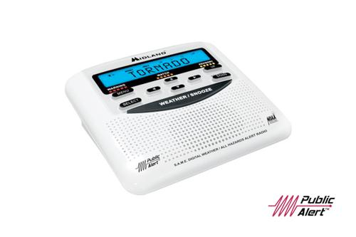 Midland Radio NOAA Weather Alert Radio