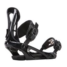 Ride LX Snowboard Binding BLACK