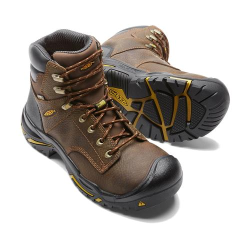 Keen Men's Mt Vernon Mid Soft Toe Boot