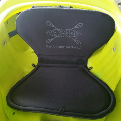 Yakpads Paddle Saddle Low Back Kayak Seat Pad