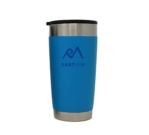 East Rim Double Wall Stainless Steel 17 oz Tumbler