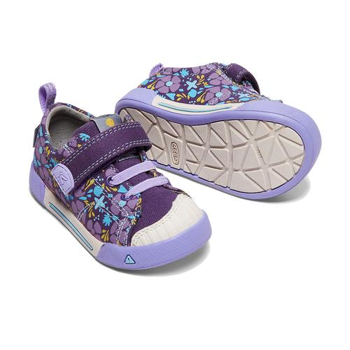 Keen Kid's Encanto Finley Low Purple Plumeria