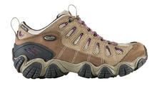 Oboz Women's Sawtooth Low Waterproof Shoe VIOLET