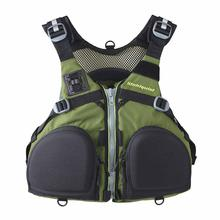 Stohlquist Fisherman PFD OLIVEGREEN