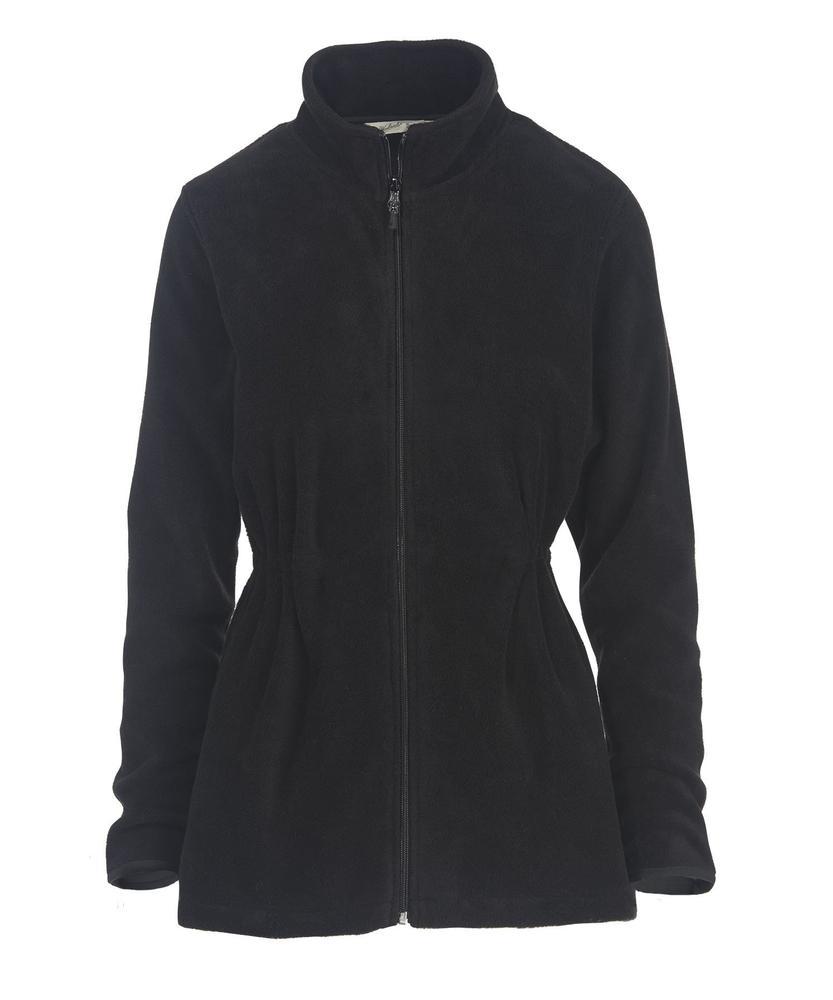 Woolrich Women's Andes Fleece Long Full Zip Jacket