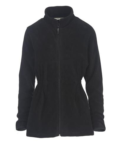 Woolrich Women's Andes Fleece Long Full Zip Jacket