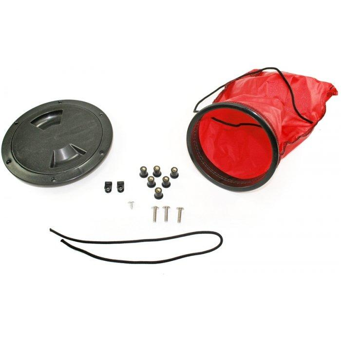 Harmony 5in Hatch Kit With Screw Lid