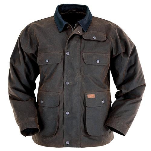 Outback Trading Company Men's Overlander Jacket