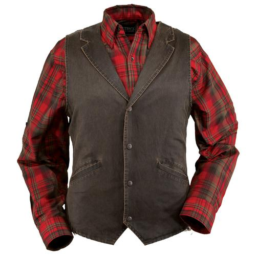 Outback Trading Company Men's Arkansas Vest