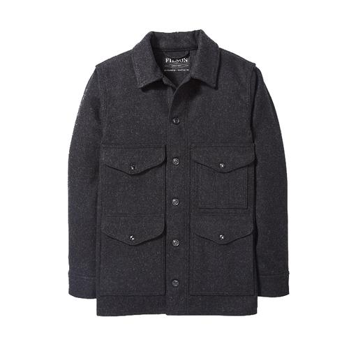 Filson Men's Mackinaw Wool Cruiser Jacket
