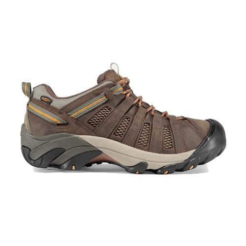 Keen Men's Voyageur Black Olive Hiking Shoe