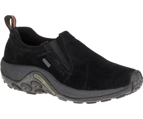 Merrell Women's Jungle Moc Waterproof Slip On Shoe