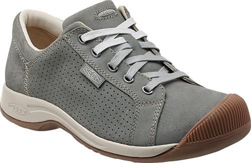 Keen Women's Reisen Lace Perforated Shoe Gargoyle