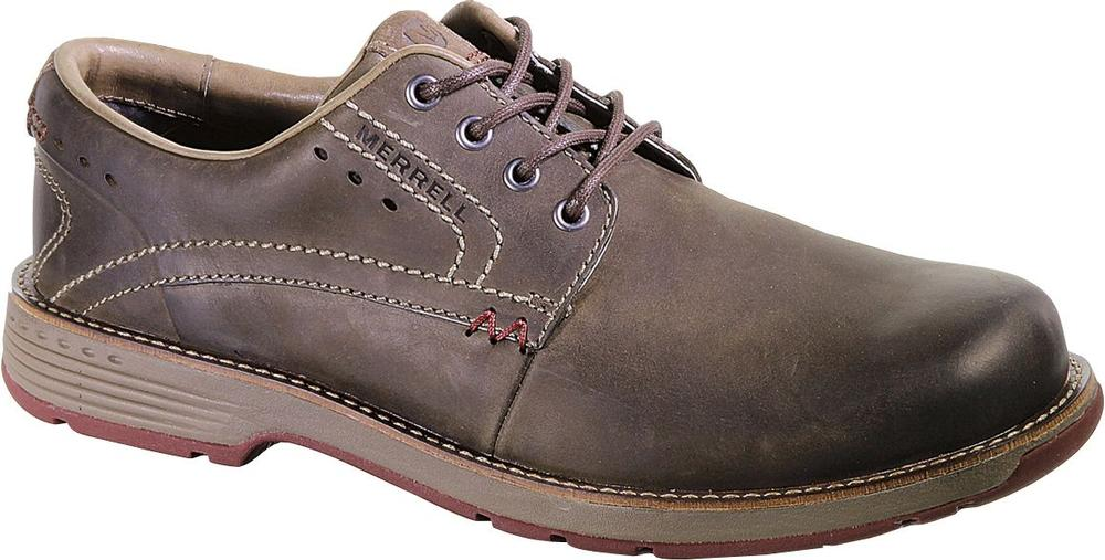 Merrell Men's Realm Lace Up Shoe Canteen Brown