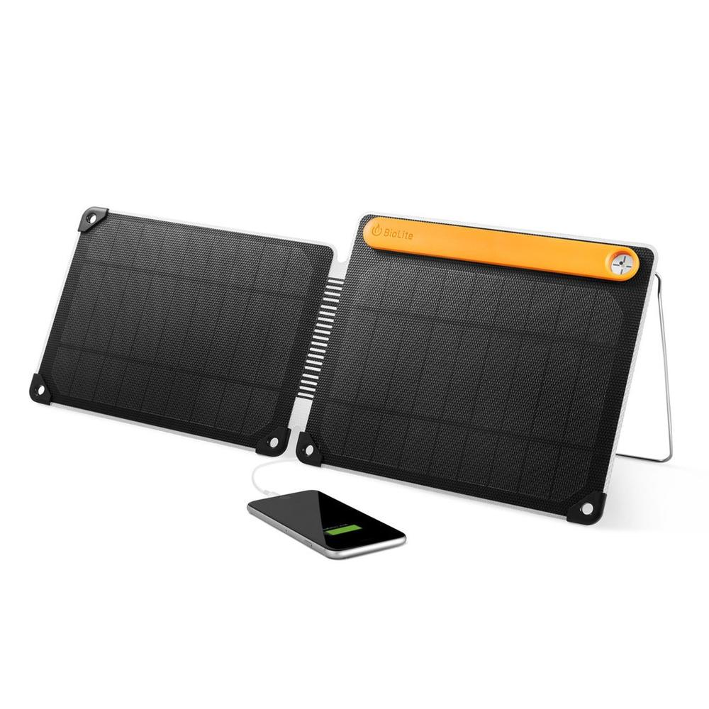 Biolite Solar Panel 10 With Battery And Sundial