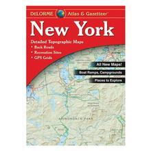 DeLorme New York Atlas and Gazetteer RED