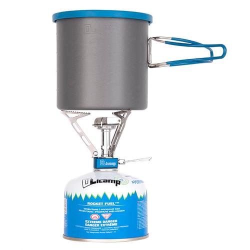 Olicamp Vector Stove with Light Pot