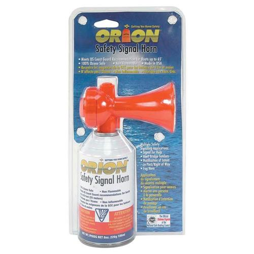 Orion Safety Air Horn 8oz