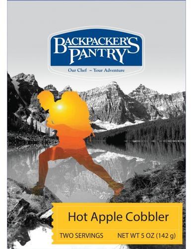 Backpackers Pantry Hot Apple Cobbler