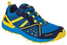 Treksta Men's Alter Ego Sneaker BLUE_YELLOW