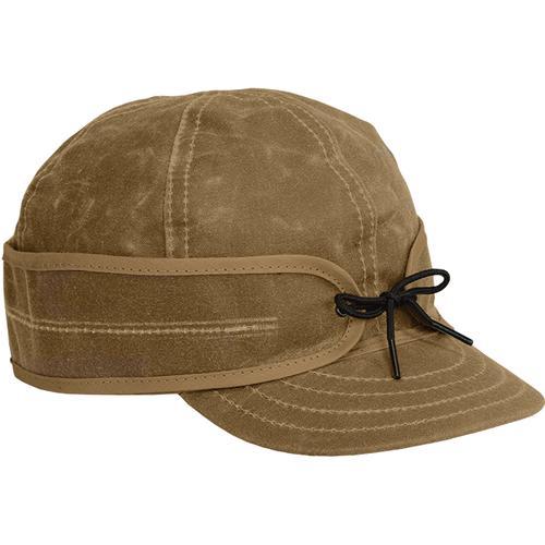 Stormy Kromer Waxed Cotton Cap