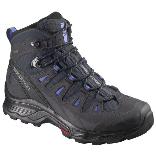 Salomon Women's Quest Prime GTX Backpacking Boot India Ink