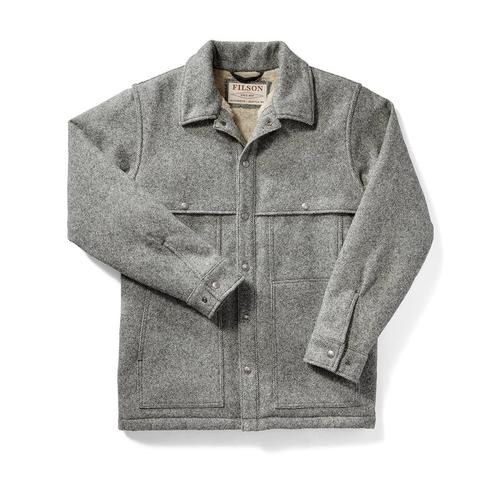 Filson Men's Lined Wool Cape Coat