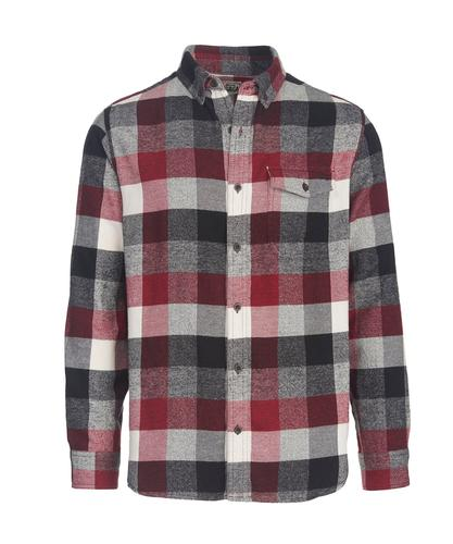 Woolrich Men's Twisted Flannel Shirt