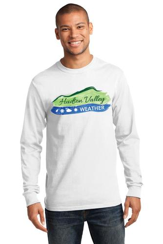 Men's Hudson Valley Weather Long Sleeve Tee